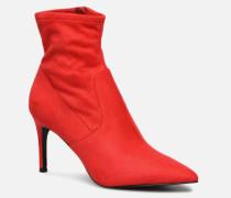 LAVA Stiefeletten & Boots in rot