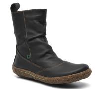 Nido Ella N722 Stiefeletten & Boots in schwarz