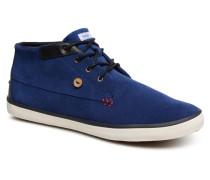 Wattle02 Sneaker in blau