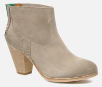 Larissa Stiefeletten & Boots in grau