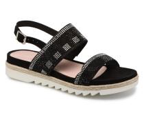 Avril 3 Sandalen in schwarz