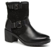 64727 Stiefeletten & Boots in schwarz