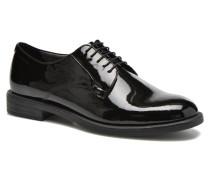 AMINA 4203260 Schnürschuhe in schwarz
