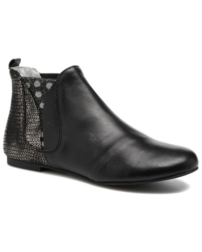Freies Verschiffen Verkauf Online Verkaufen Kaufen Ippon Vintage Damen Patch dots Stiefeletten & Boots in silber OSb2wl