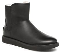 W Abree Mini Leather Stiefel in schwarz