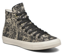 Chuck Taylor All Star II Rubber Hi M Sneaker in schwarz