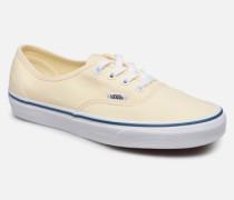 Authentic w Sneaker in beige