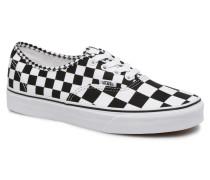 Authentic w Sneaker in schwarz