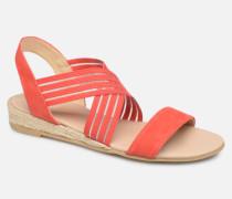 Mibesta Sandalen in rot
