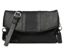 Isla Shoulder Bag Handtasche in schwarz