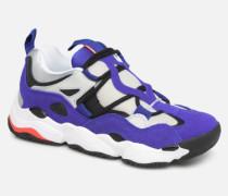 Option Evo Sneaker in blau