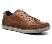 Jan Sneaker in braun