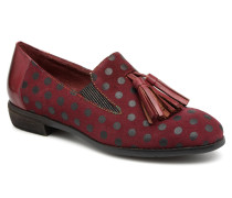 CLAUDIE 05 Slipper in rot