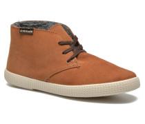 Safari serraje W Sneaker in braun