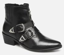 Leia Ankleboot Stiefeletten & Boots in schwarz