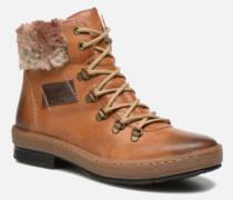 Ilam Z6743 Stiefeletten & Boots in braun