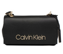 CK CANDY SHOULDER Handtasche in schwarz