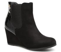 47296 Stiefeletten & Boots in schwarz