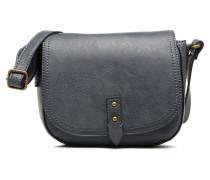 Pippa Saddle bag Handtasche in blau
