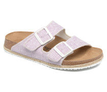 Arizona textile Clogs & Pantoletten in rosa