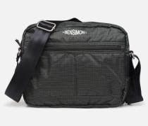 WORKING LINE POCKET BAG Handtasche in grau