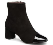 10806 Stiefeletten & Boots in schwarz