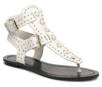 Azur Sandalen in weiß