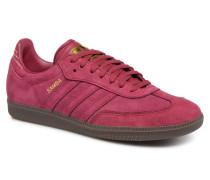 Samba Fb Sneaker in weinrot