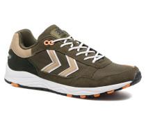3S Sport Sneaker in grün
