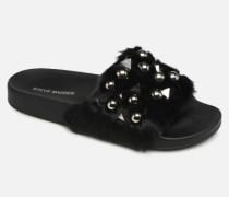 Yeah Slide Clogs & Pantoletten in schwarz