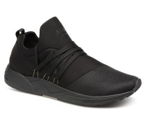 Raven Mesh SE15 Sneaker in schwarz