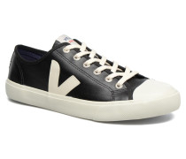 WATA LEATHER Sneaker in schwarz