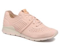 W Tye Sneaker in rosa