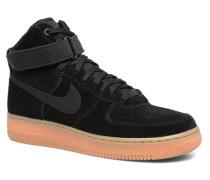 Air Force 1 High '07 Lv8 Suede Sneaker in schwarz