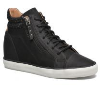 Star Wedge 2 Sneaker in schwarz