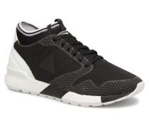 Omicron Tech Modern Sneaker in schwarz