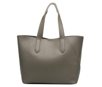 MADELINA LILY Cabas Handtasche in grau