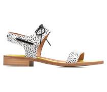 Pastel Belle #6 Sandalen in mehrfarbig