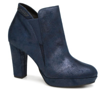 25323 Stiefeletten & Boots in blau