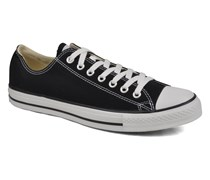 Chuck Taylor All Star Ox M Sneaker in schwarz