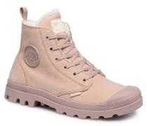 Pampa Hi Zip W Stiefeletten & Boots in rosa