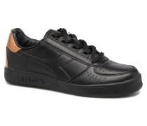 B.ELITE W Sneaker in schwarz