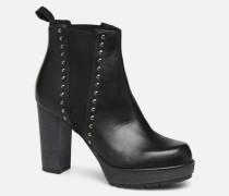 SAKHITA Stiefeletten & Boots in schwarz