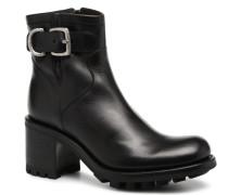 Justy 7 Small Gero Buckle Stiefeletten & Boots in schwarz
