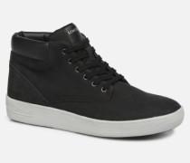 WINTER CHUCK Sneaker in schwarz