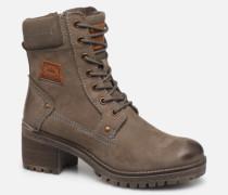 Poli Stiefeletten & Boots in grau