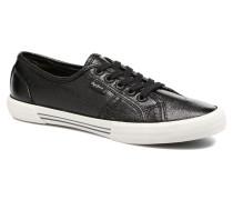 Aberlady Met Sneaker in schwarz