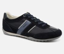 U WELLS C U52T5C Sneaker in blau