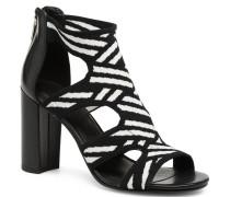 Effy Sandalen in schwarz