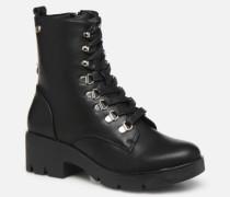PANA 58568 Stiefeletten & Boots in schwarz